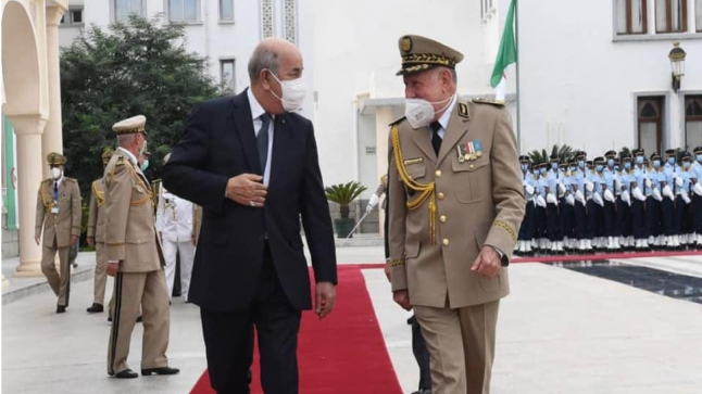 الجزائر تطلب من الإمارات التوسط لإعادة العلاقات مع المغرب !!