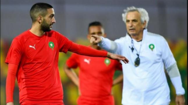 قرار جديد من الفيفا يخص مباراة غينيا والمغرب .. ملعب المباراة والموعد