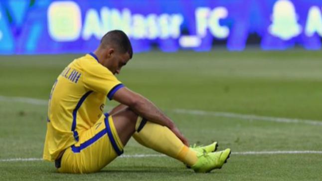 النصر يكشف سبب غياب عبد الرزاق حمدالله عن تدريبات الفريق