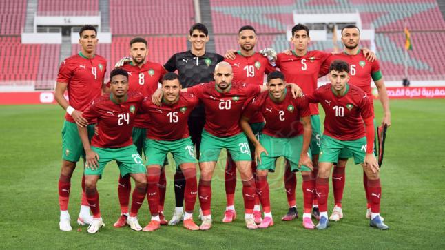 الفيفا تبرمج موعد مباراة غينيا والمغرب المؤجلة بسبب الانقلاب
