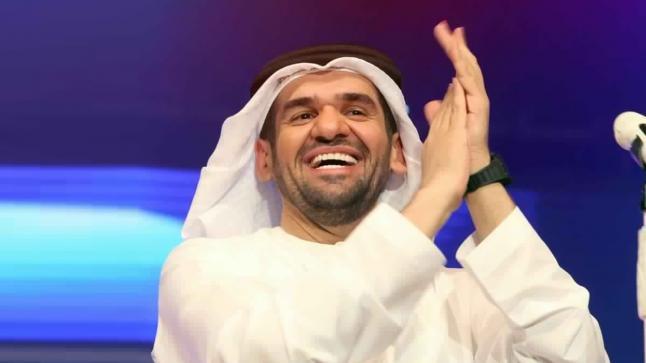 """الفنان حسين الجسمي يطرح جديده """"دق القلب"""" باللهجة العراقية"""
