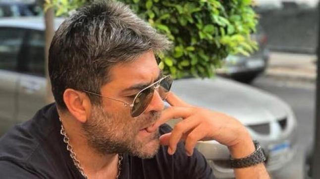 الفنان اللبناني وائل كفوري يتعرض لحادث سير مروع.. شاهد